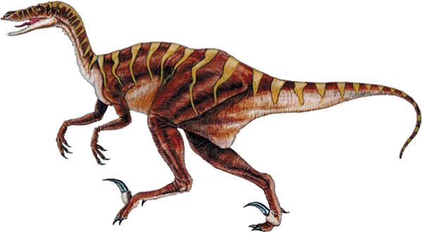 dinosaur large claws
