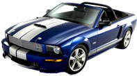 Shelby GT Convertible