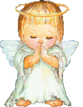 angel with halo