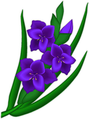 Flower Animations - Flower Clipart