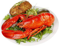 lobster dinner image