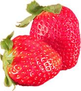 2 Florida strawberries