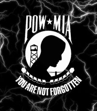 POW/MIA background