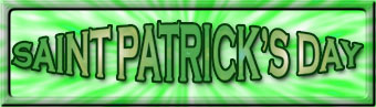 Saint Patrick's Day graphic