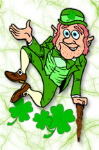 leprechaun background image