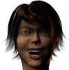 laughing woman png