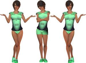 triplets jpg image